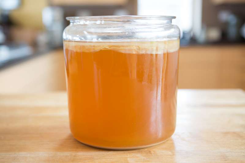 how to make your own kombucha drink