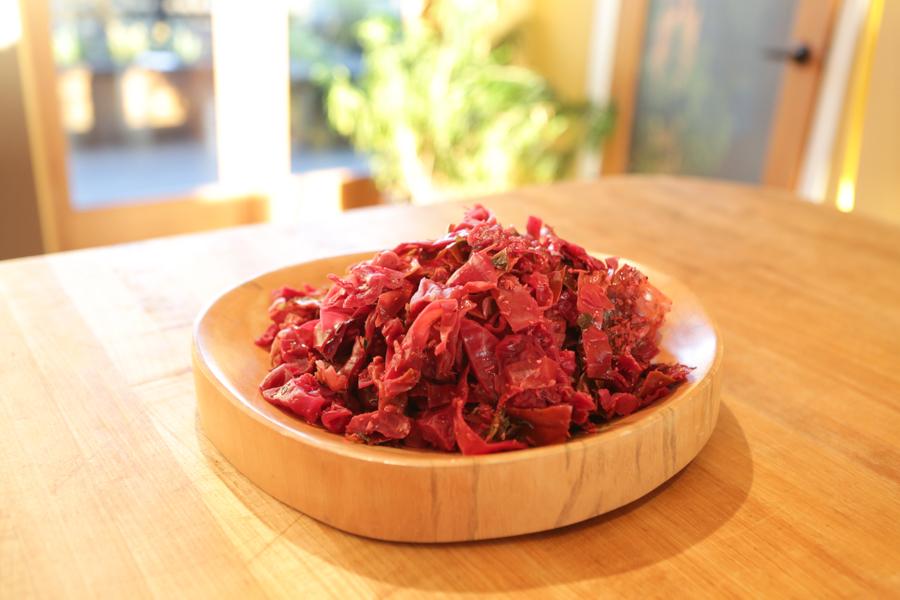 Immune Boosting Sauerkraut