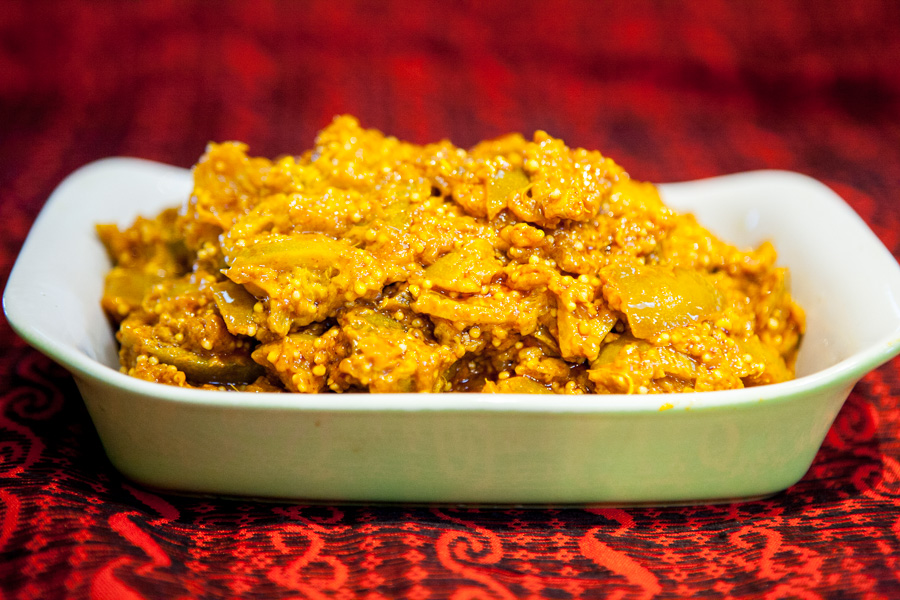 Indian Lime Pickle