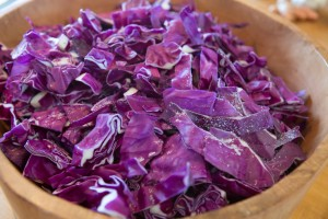 Red Cabbage Kim Chi-3