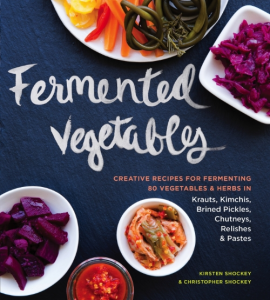 fermented vegetables cover